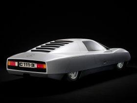 Ver foto 3 de Mercedes C111 III Diesel Concept 1978