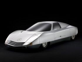 Fotos de Mercedes C111 III Diesel Concept 1978
