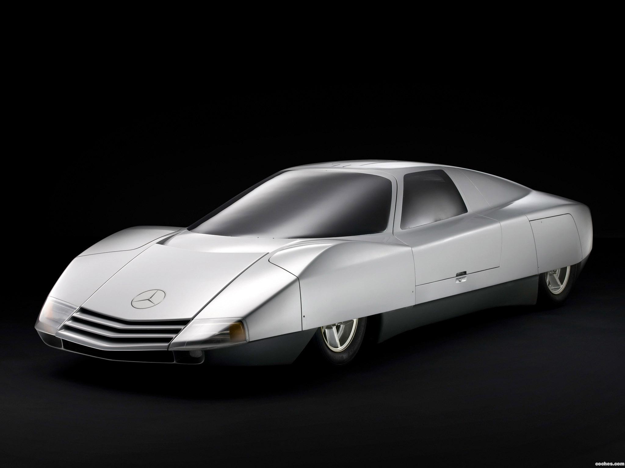 Foto 0 de Mercedes C111 III Diesel Concept 1978