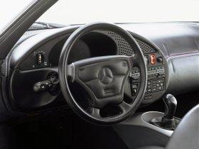 Ver foto 8 de Mercedes C112 Concept 1991