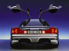 Ver foto 5 de Mercedes C112 Concept 1991