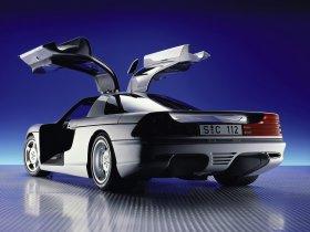 Ver foto 3 de Mercedes C112 Concept 1991