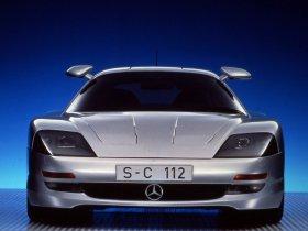 Ver foto 2 de Mercedes C112 Concept 1991