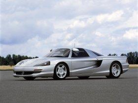 Fotos de Mercedes C112 Concept 1991