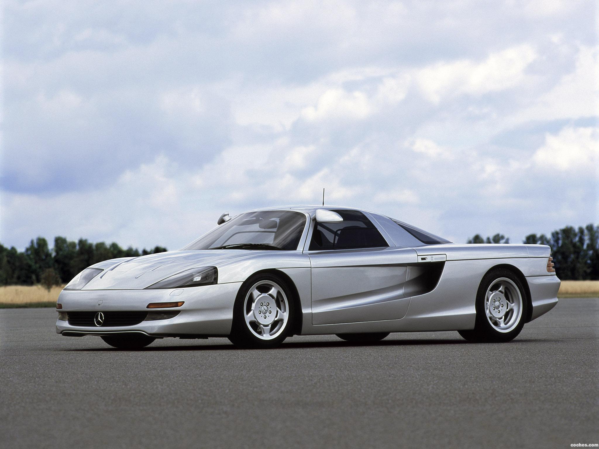 Foto 0 de Mercedes C112 Concept 1991