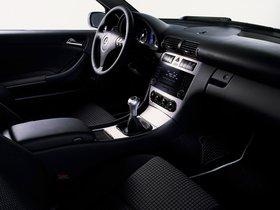 Ver foto 6 de Mercedes Clase C C350 Sportcoupe C203 2005