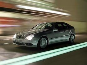 Ver foto 3 de Mercedes Clase C C350 Sportcoupe C203 2005