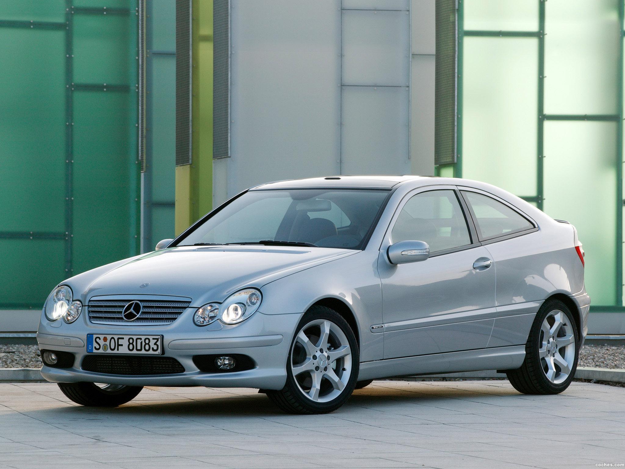 Foto 0 de Mercedes Clase C C350 Sportcoupe C203 2005
