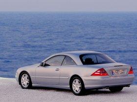 Ver foto 16 de Mercedes CL 1999