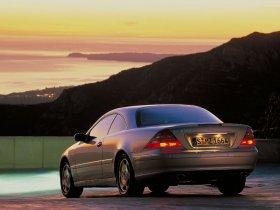Ver foto 3 de Mercedes CL 1999