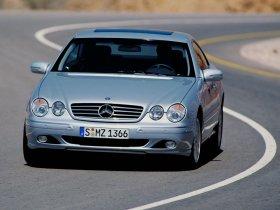 Ver foto 2 de Mercedes CL 1999