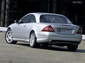 Ver foto 15 de Mercedes CL 1999