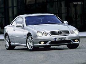Ver foto 14 de Mercedes CL 1999