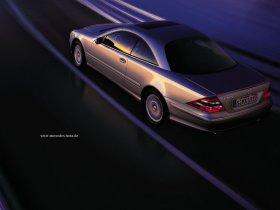 Ver foto 13 de Mercedes CL 1999