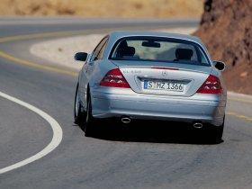 Ver foto 12 de Mercedes CL 1999
