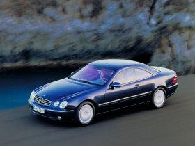 Ver foto 11 de Mercedes CL 1999