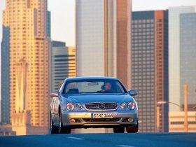 Ver foto 10 de Mercedes CL 1999