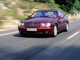 Ver foto 7 de Mercedes CL 1999