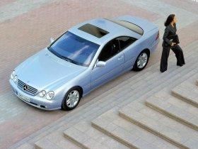 Ver foto 5 de Mercedes CL 1999