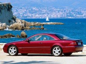 Ver foto 9 de Mercedes CL 1999