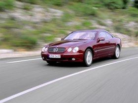 Ver foto 8 de Mercedes CL 1999
