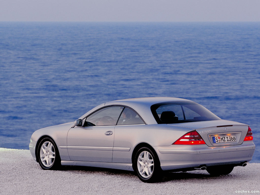 Foto 15 de Mercedes CL 1999
