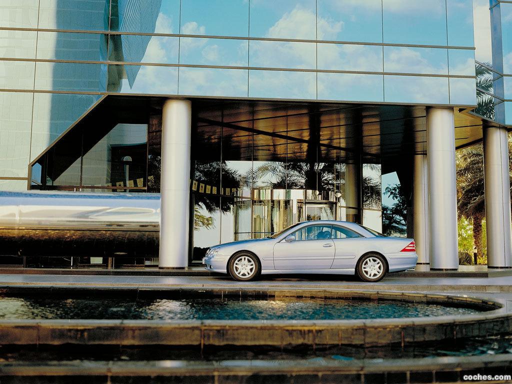 Foto 3 de Mercedes CL 1999