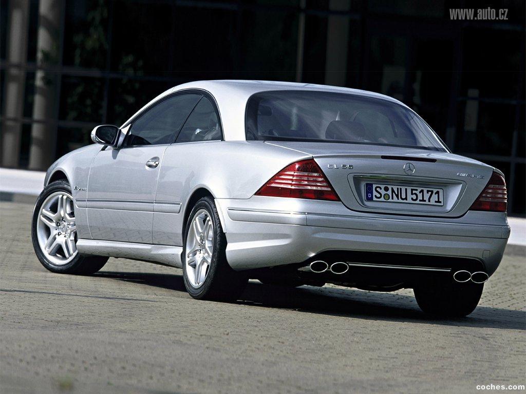 Foto 14 de Mercedes CL 1999