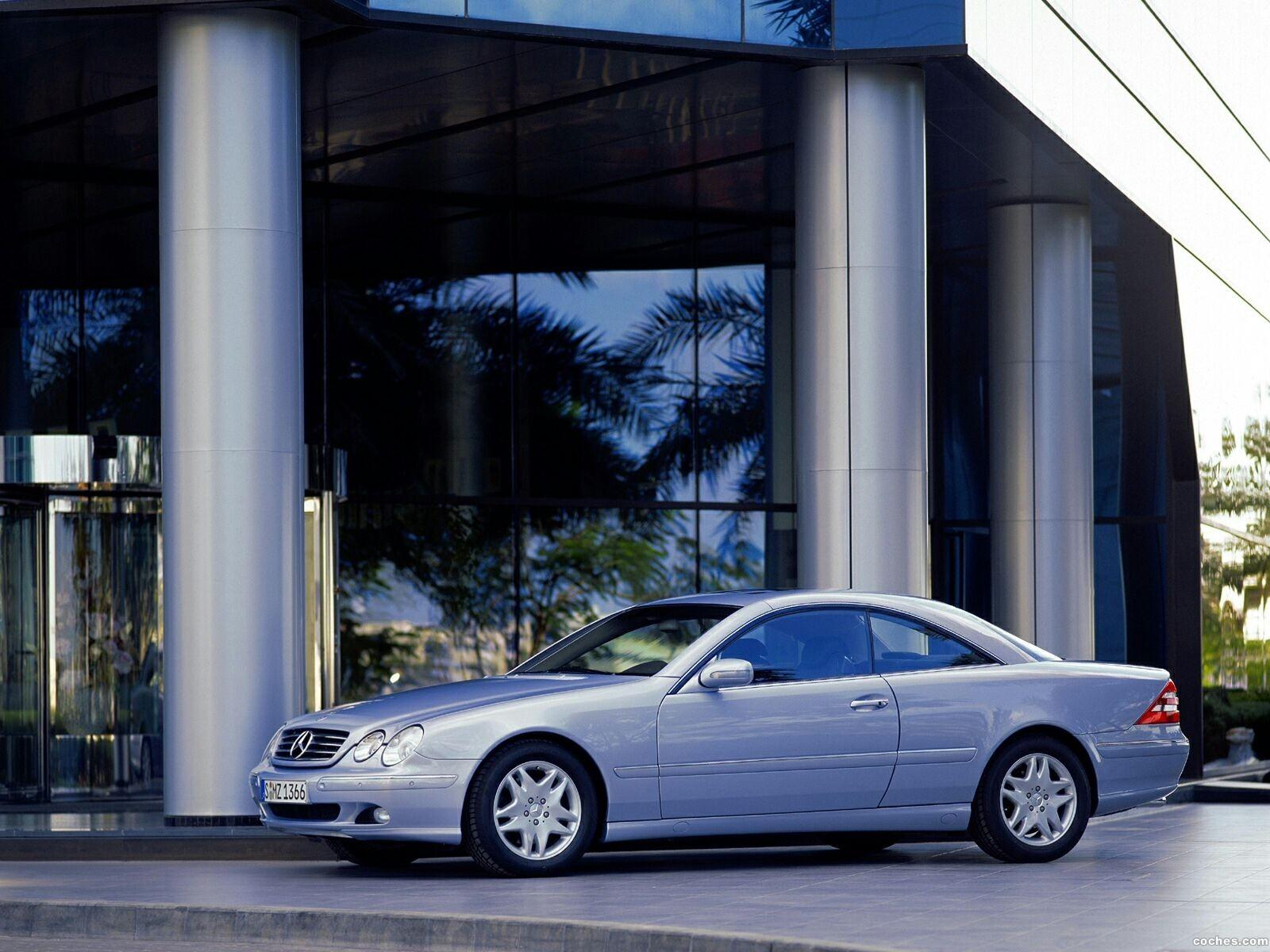 Foto 0 de Mercedes CL 1999