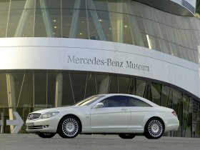Ver foto 11 de Mercedes CL 2006