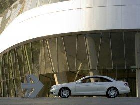 Ver foto 9 de Mercedes CL 2006