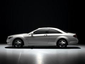 Ver foto 4 de Mercedes CL 2006