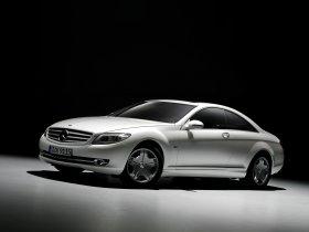 Fotos de Mercedes CL 2006