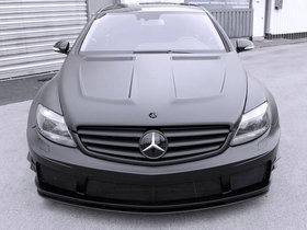 Ver foto 3 de Mercedes Clase CL 500 Famous Parts Black Matte Edition 2013