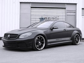 Ver foto 1 de Mercedes Clase CL 500 Famous Parts Black Matte Edition 2013
