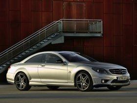 Ver foto 2 de Mercedes CL 65 AMG 2007