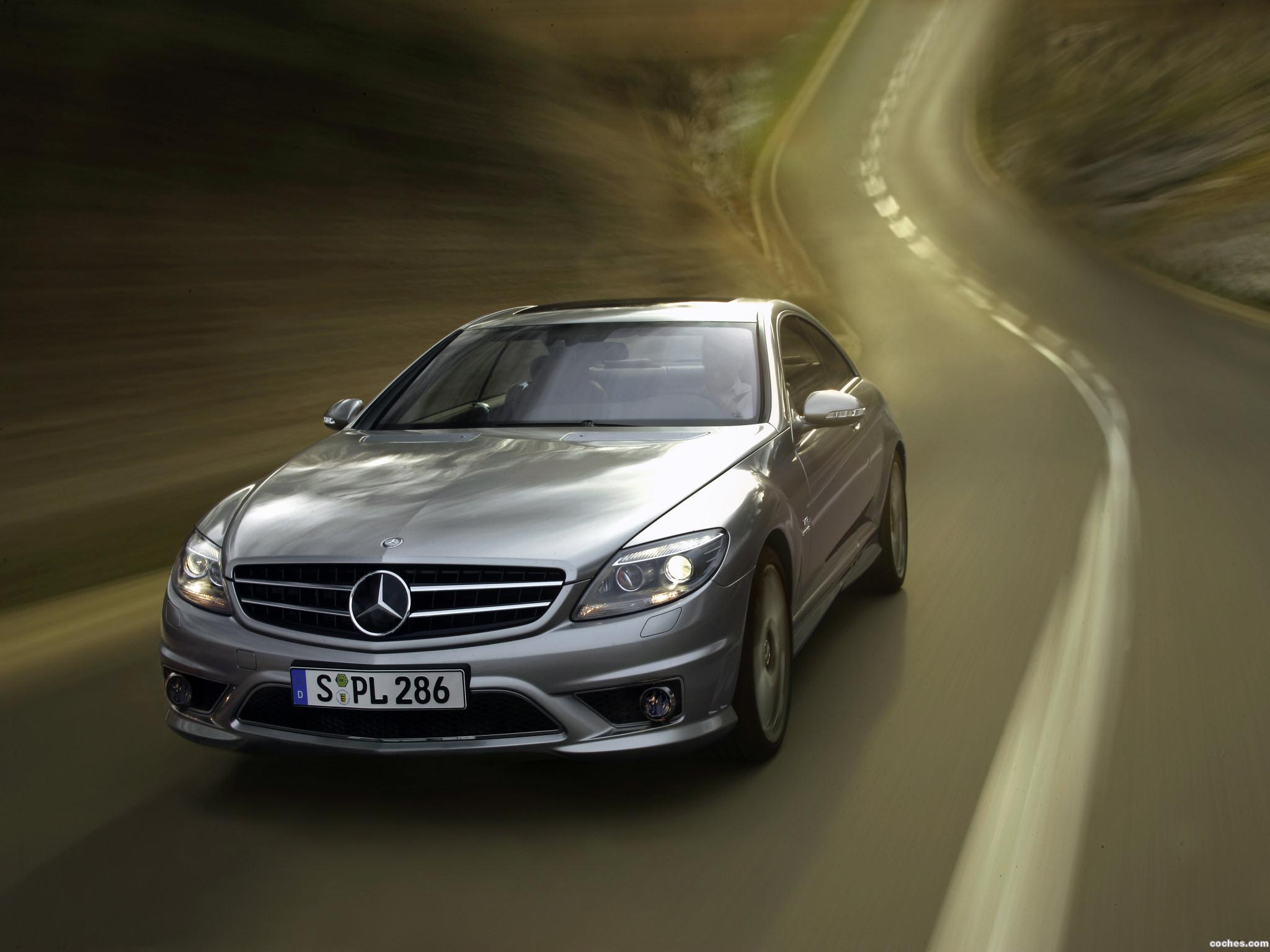 Foto 0 de Mercedes CL 65 AMG 2007