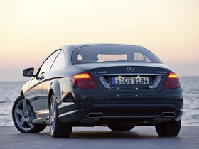 Ver foto 7 de Mercedes CL500 4Matic AMG Sports Package C216 2010