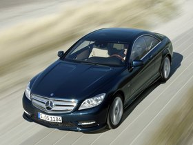 Ver foto 6 de Mercedes CL500 4Matic AMG Sports Package C216 2010