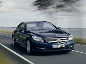 Ver foto 3 de Mercedes CL500 4Matic AMG Sports Package C216 2010