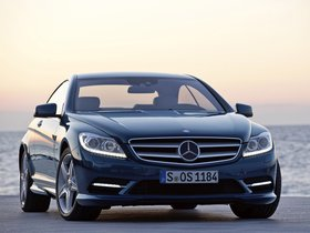 Ver foto 1 de Mercedes CL500 4Matic AMG Sports Package C216 2010