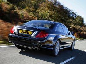 Ver foto 14 de Mercedes Clase CL CL500 AMG Styling Package UK C216 2010