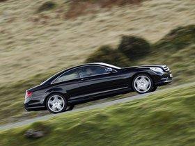 Ver foto 3 de Mercedes Clase CL CL500 AMG Styling Package UK C216 2010