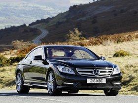 Fotos de Mercedes Clase CL CL500 AMG Styling Package UK C216 2010
