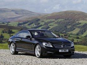 Ver foto 13 de Mercedes Clase CL CL500 AMG Styling Package UK C216 2010