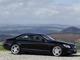Ver foto 11 de Mercedes Clase CL CL500 AMG Styling Package UK C216 2010