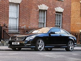 Ver foto 8 de Mercedes Clase CL CL500 AMG Styling Package UK C216 2010