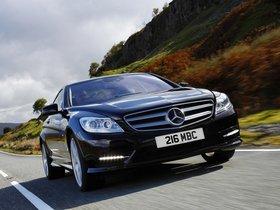 Ver foto 7 de Mercedes Clase CL CL500 AMG Styling Package UK C216 2010