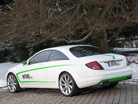 Ver foto 7 de Mercedes Mercedes Clase CL CL500 by Wrap Works C216 2013