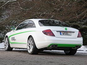 Ver foto 6 de Mercedes Mercedes Clase CL CL500 by Wrap Works C216 2013